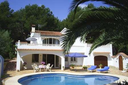 Ferienwohnung in Moraira, Costa Blanca, Spanien. | Micazu