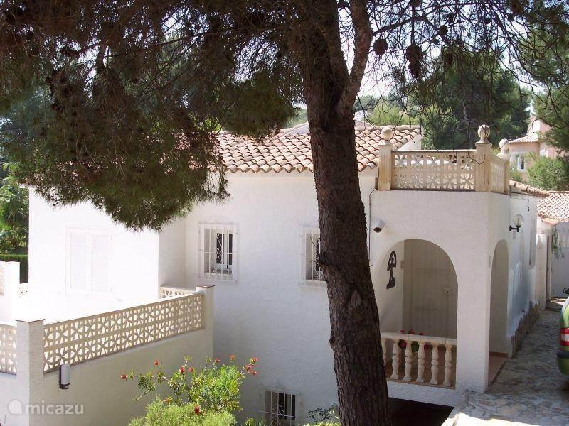 Vakantiehuis Spanje, Costa Blanca, Moraira Villa Indalo