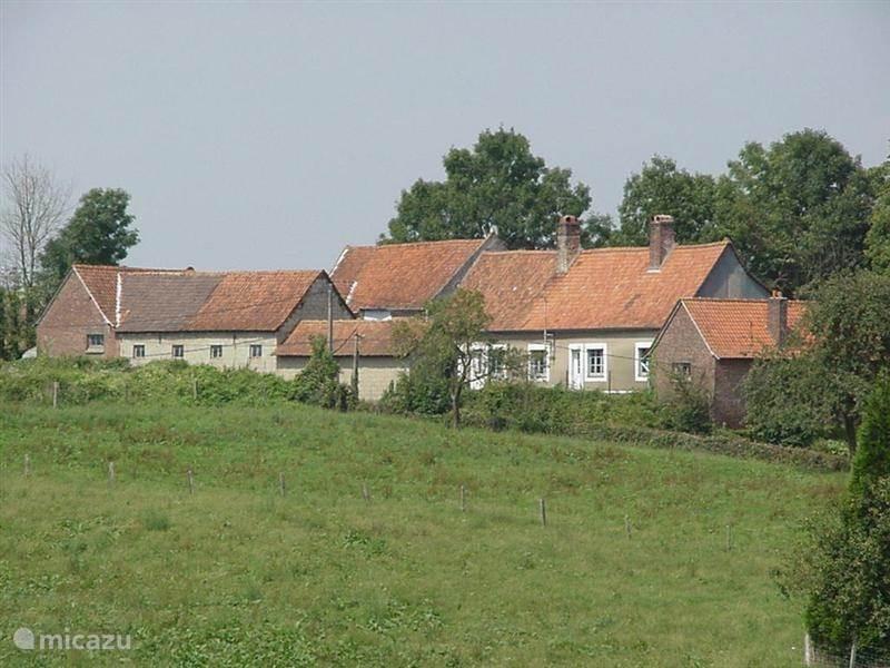 Vakantiehuis Frankrijk, Pas-de-Calais – boerderij La vieille ferme