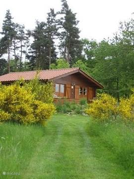 Each chalet has its own beautiful location, all with privacy and greenery.