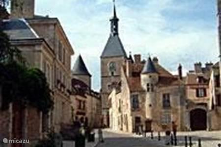 Avallon en Vezelay