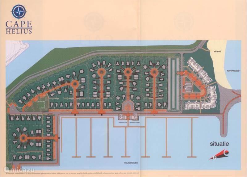 resort plattegrond