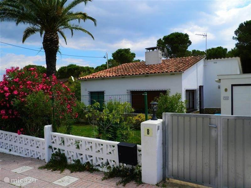 Vakantiehuis Spanje, Costa Brava, Sant Feliu de Guíxols bungalow Robin Hood