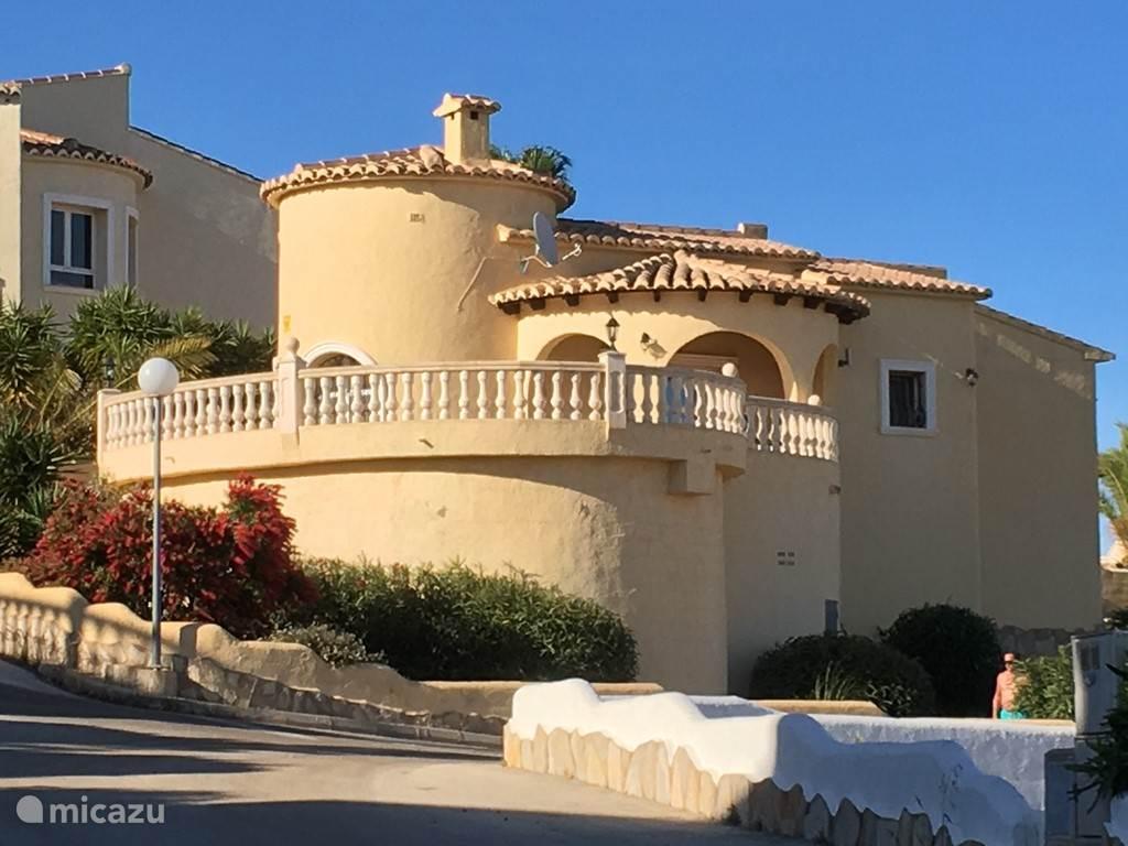 Vakantiehuis Spanje, Costa Blanca, Benitachell Villa Casa Cumbre