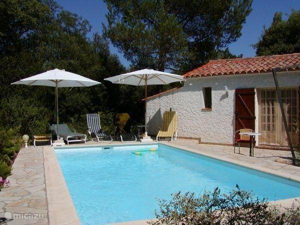 Vacation rental France, French Riviera, Roquebrune sur Argens villa Villa La Bouverie