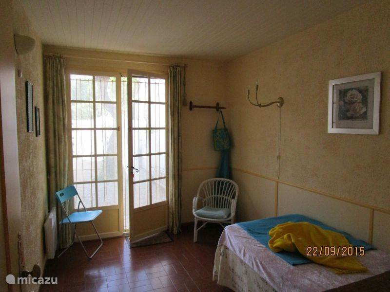 2e slaapkamer van de villa