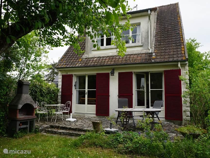 Vakantiehuis Frankrijk, Seine-et-Marne, Moret-sur-Loing Vakantiehuis Vakantiehuis Moret