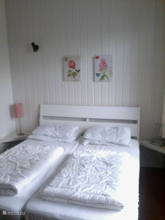 2 personen slaapkamer