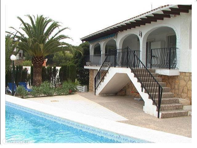 Vakantiehuis Spanje, Costa Blanca, Alfáz del Pi - appartement Villa Fortuna (2 pers)