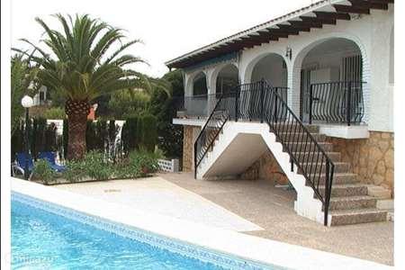 Vakantiehuis Spanje, Costa Blanca, Benidorm - appartement Villa Fortuna (2 pers)