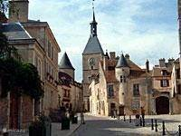 Avallon and Vezelay