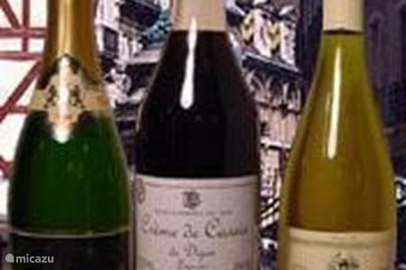 De wijnen van de Bourgogne