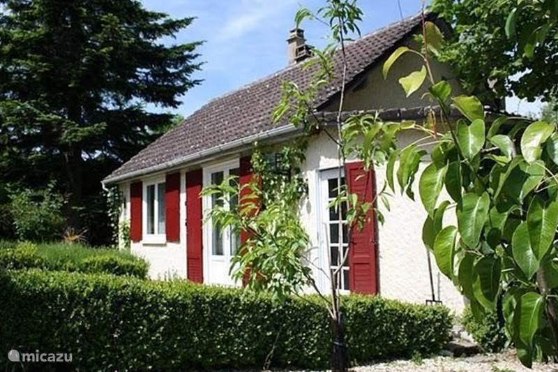 Vakantiehuis Frankrijk, Yonne, Chastellux-sur-Cure Vakantiehuis La Source