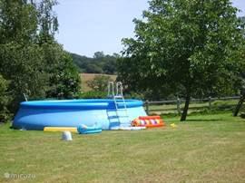 Zwembad camping