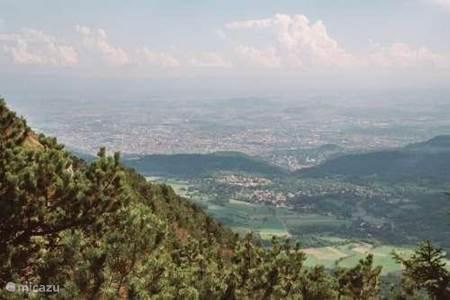 Steden en dorpen in de omgeving