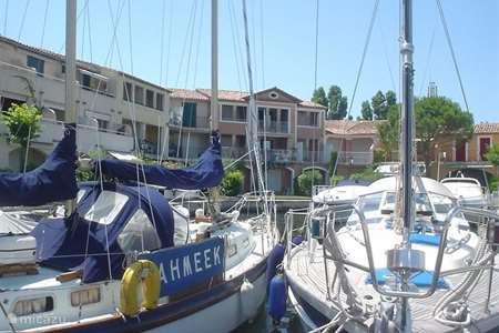 Vakantiehuis Frankrijk, Côte d´Azur, Cogolin - appartement Port Grimaud