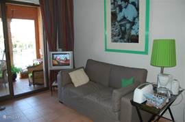 living met slaapbank 140 x 190