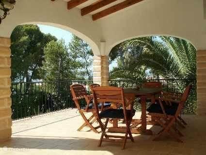 Vakantiehuis Spanje, Costa Blanca, Javea villa Flor de la neu