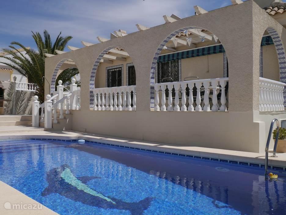 Vakantiehuis Spanje, Costa Cálida, Mazarrón - villa Fortuna 585, Camposol
