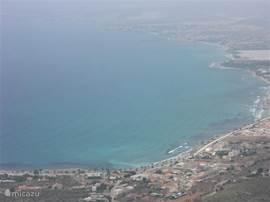 Uitzicht bay Mazarron