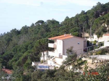 Vakantiehuis Spanje, Costa Brava, Lloret de Mar - villa Casa Carnieleo