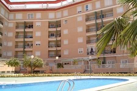 Vakantiehuis Spanje, Costa Blanca, Guardamar del Segura - appartement Residencial Puerto Pinar IV