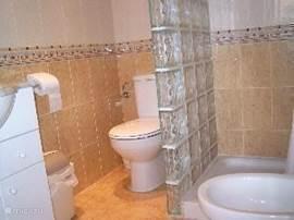 ...badkamer en suite