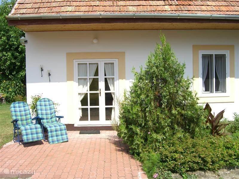 Vakantiehuis Hongarije, Pest, Csemö Appartement Klari