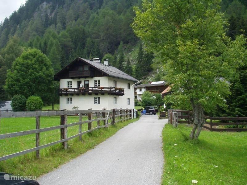 Vacation rental Austria, Carinthia, Mallnitz - chalet Vakantiehuis Mallnitz