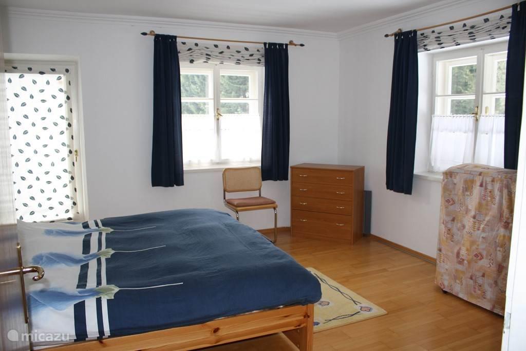 Slaapkamer 1 voor 2 à 3 personen.