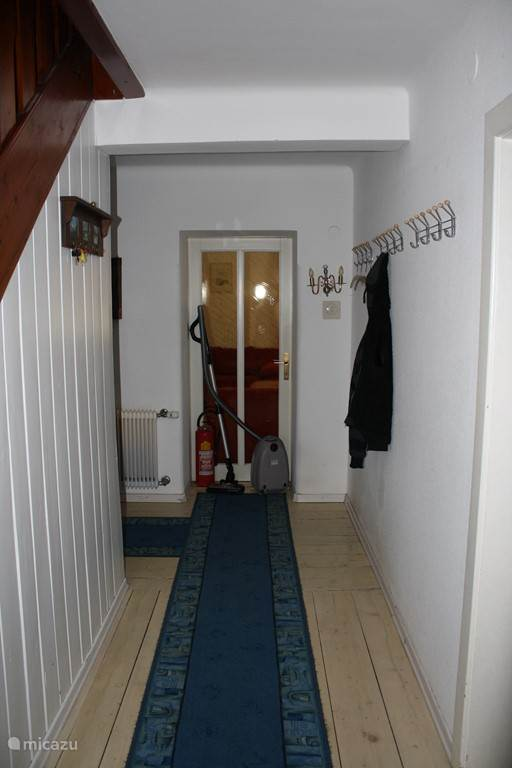 Hall downstairs.