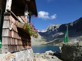 The Dösental, a wonderful walking