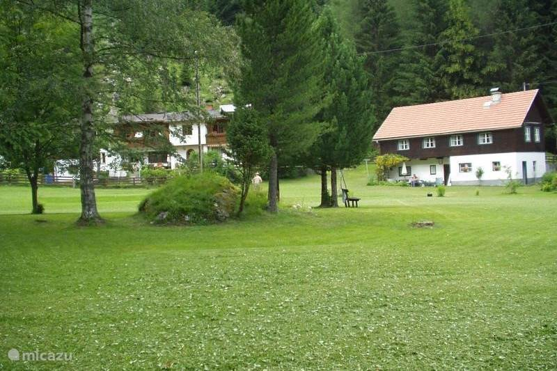 Vacation rental Austria, Carinthia, Mallnitz Chalet Vakantiehuis Mallnitz