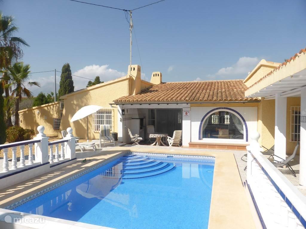 Vakantiehuis Spanje, Costa Blanca, Albir villa La Brisa in Albir, Costa Blanca