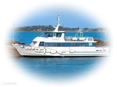Boottochten, zeevissen, vissen