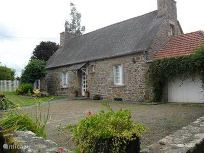 Vacation rental France, Brittany, Lanvellec holiday house Prat Coat