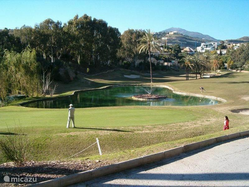 Voor de golfers onder u, La Quinta Golfclub