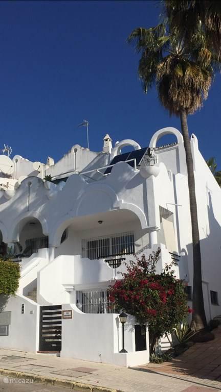Vakantiehuis Spanje, Costa del Sol, Marbella Appartement Studioapp Rosario net gerenoveerd!!!