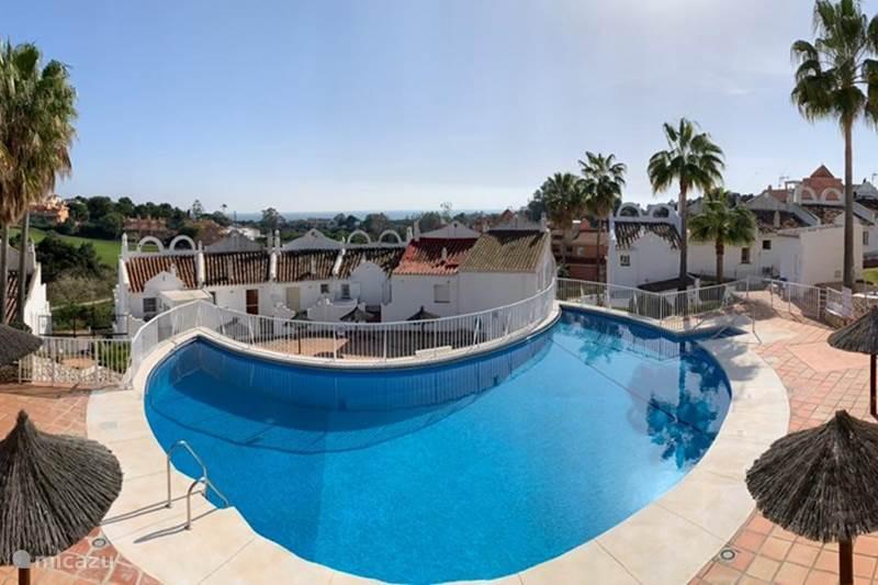 Vakantiehuis Spanje, Costa del Sol, Marbella Appartement Studioapp Rosario goedkoop en goed !