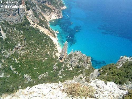 Ogliastra en Sardinie.