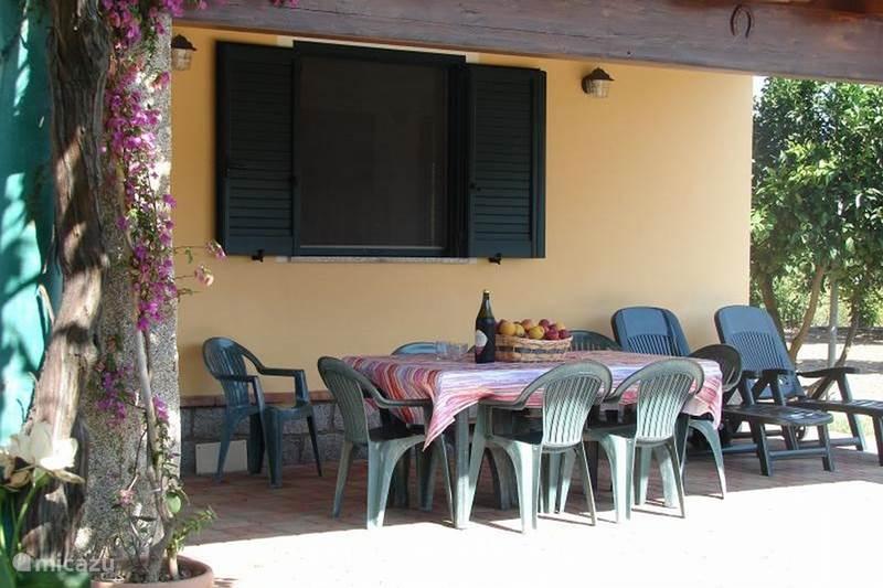 Vakantiehuis Italië, Sardinië, Tortoli Bungalow Domus Trebini