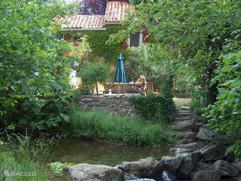 Vakantiehuis Frankrijk, Languedoc-Roussillon, Saint Martial bungalow Le Moulin