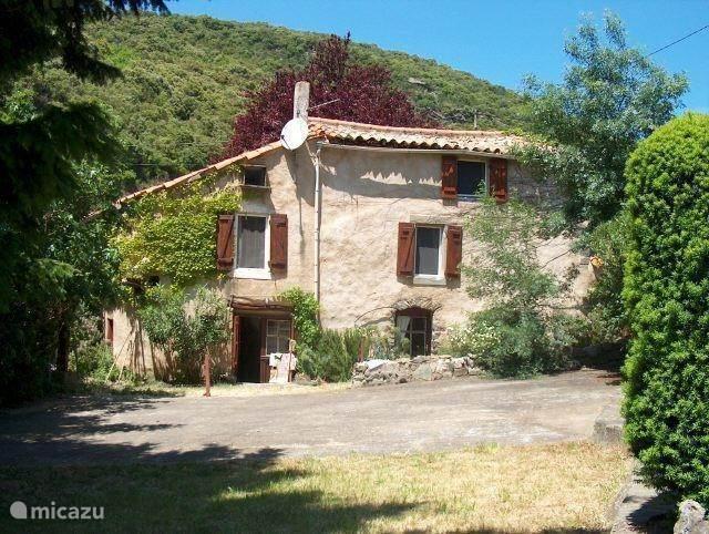Vakantiehuis Frankrijk, Languedoc-Roussillon, Saint-Martial Bungalow Le Moulin