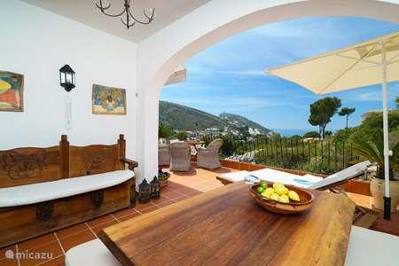 Vakantiehuis Spanje, Costa Blanca, Moraira – vakantiehuis La Colina 6