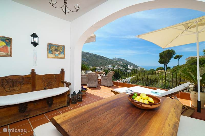 Vakantiehuis Spanje, Costa Blanca, Moraira Vakantiehuis La Colina 6