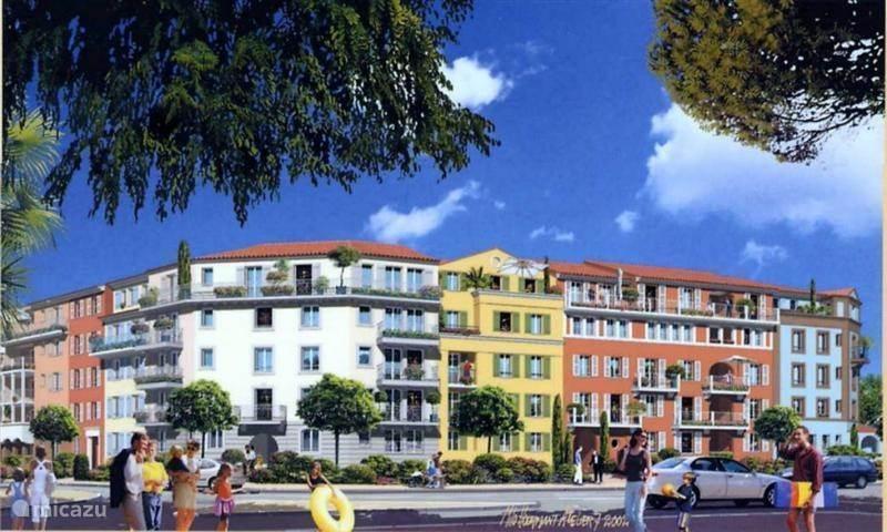 Vakantiehuis Frankrijk, Côte d´Azur, Sainte Maxime - appartement TerredeSoleil