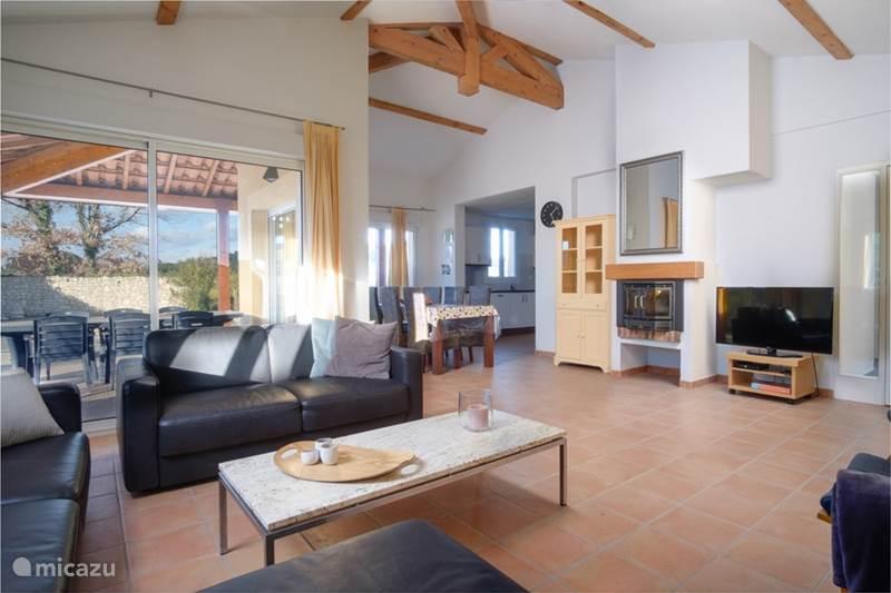 Vakantiehuis Frankrijk, Ardèche, Vallon-Pont-d'Arc Villa Cloz de la Brugières n°8