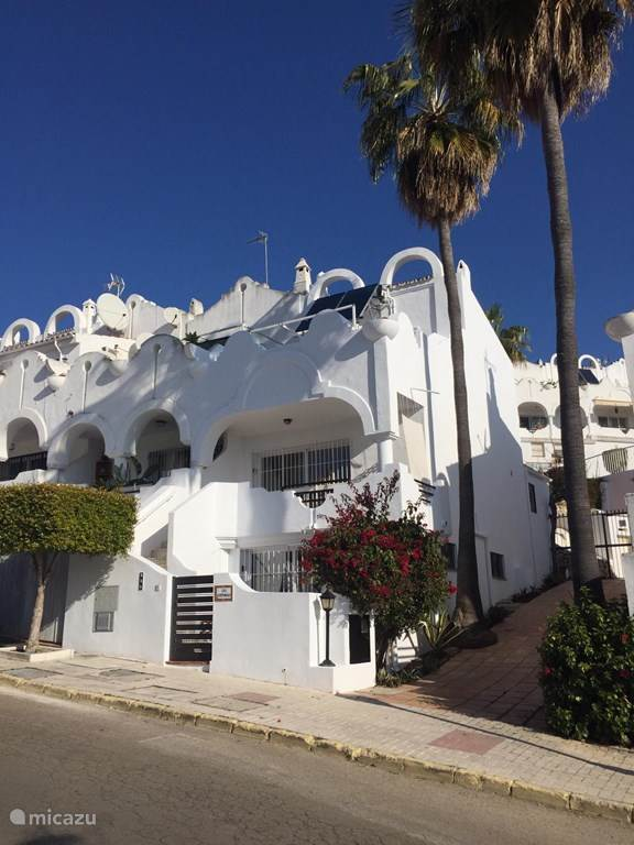 Vakantiehuis Spanje, Costa del Sol, Marbella Vakantiehuis Las Hortensias mooi/goed/gunstig !!!