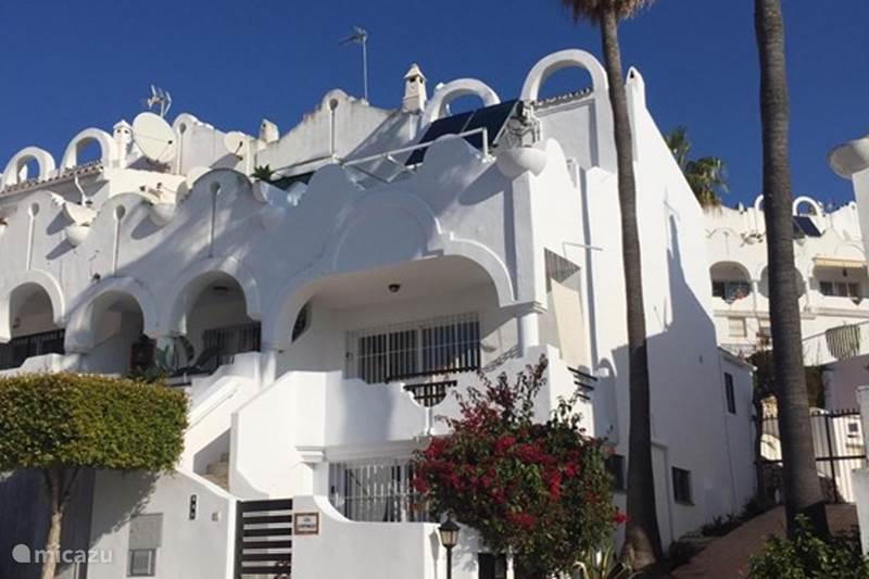 Vakantiehuis Spanje, Costa del Sol, Marbella Vakantiehuis Las Hortensias mooi/goed/betaalbaar!