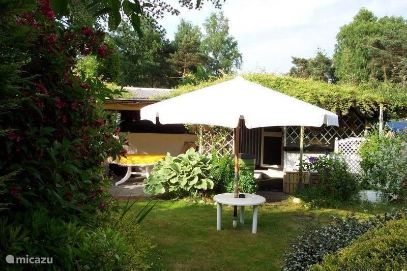 Vakantiehuis Nederland, Noord-Brabant, Hilvarenbeek - stacaravan Beekse Bergen